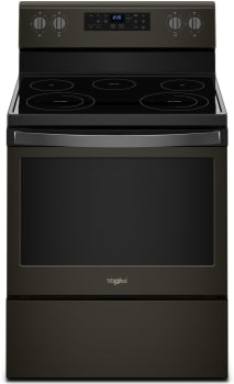 Whirlpool WFE525S0HV - Black Stainless Steel Front