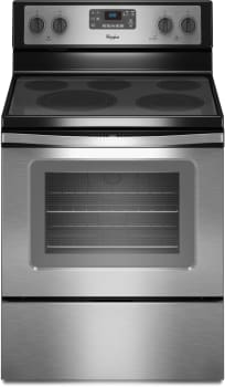 Whirlpool WFE530C0E - Stainless Front View