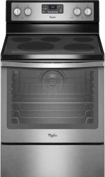 Whirlpool WFE540H0ES - Stainless Steel Front View