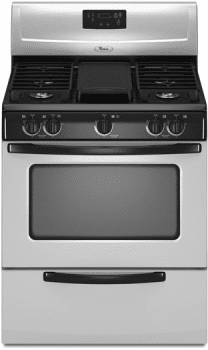 Whirlpool WFG231LVS - Featured View