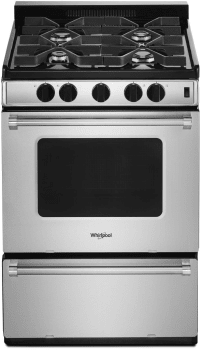 Whirlpool WFG500M4HS - Front View