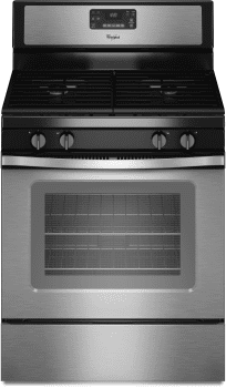 Whirlpool WFG515S0E - Stainless Steel Front View