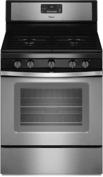Whirlpool WFG530S0ES - Stainless Steel Front View