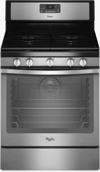 Whirlpool WFG540H0E - Stainless Steel Front View