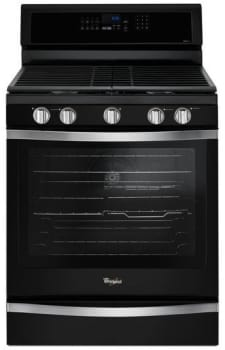 Whirlpool WFG745H0FE - Black Ice