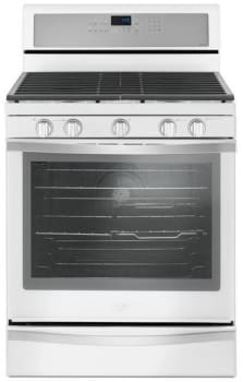 Whirlpool WFG745H0FH - White Ice