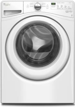 """Whirlpool WFW7590FW - 27"""" 4.2 cu. ft. Front Load ENERGY STAR Washer with Closet-Depth Fit"""