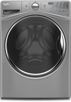 Whirlpool WFW92HEFC - Chrome Shadow ENERGY STAR Front Load Washer with 4.5 cu. ft. Capacity