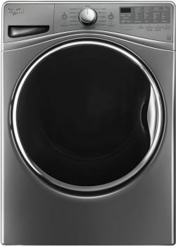 Whirlpool WFW92HEFU - Diamond Steel ENERGY STAR Front Load Washer with 4.5 cu. ft. Capacity
