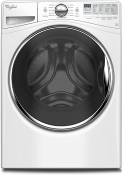 Whirlpool WFW92HEFW - White ENERGY STAR Front Load Washer with 4.5 cu. ft. Capacity