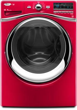 Whirlpool Duet WFW94HEXR - Cranberry