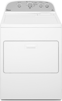 Whirlpool WGD4915EW - Front View