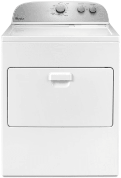 Whirlpool WGD4916FW - Front View