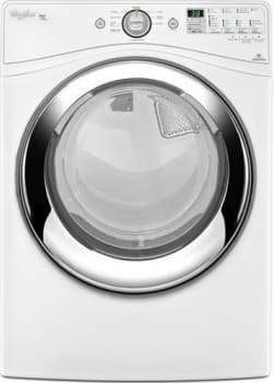 Whirlpool Duet Steam WGD86HEBW - White