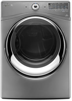 Whirlpool Duet Steam WGD88HEAC - Chrome Shadow