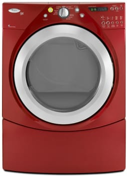 Whirlpool Duet WGD9450W - Cranberry Red