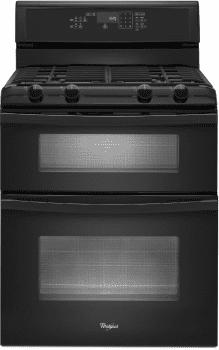 Whirlpool WGG555S0BB - Black