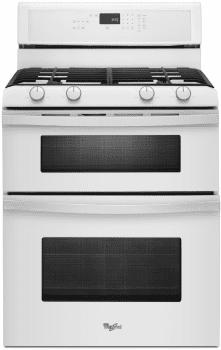 Whirlpool WGG555S0BW - White
