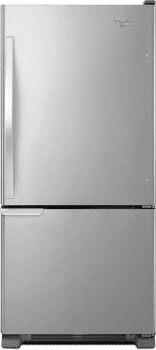 Whirlpool WRB119WFBM - Bottom Mount Refrigerator from Whirlpool