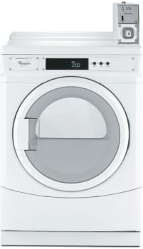 Whirlpool Commercial Laundry CGD8990XW - Commercial Gas Dryer from Whirlpool