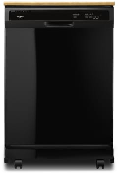 Whirlpool WDP370PAH - Front View Black