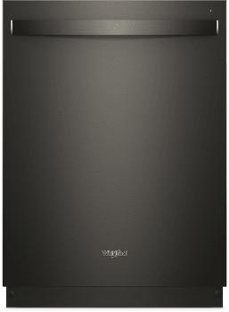 Whirlpool WDT750SAH - Black Stainless Steel
