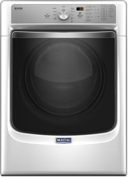 Maytag MED8200FW - Maytag Large Capacity Dryer with Refresh Cycle with Steam and PowerDry System