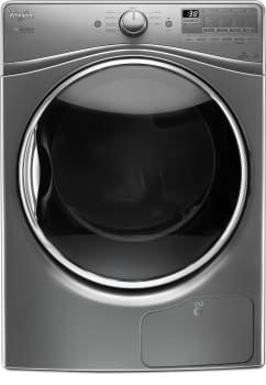 Whirlpool Duet WED9290FC - Ventless Electric Dryer (Chrome Shadow)