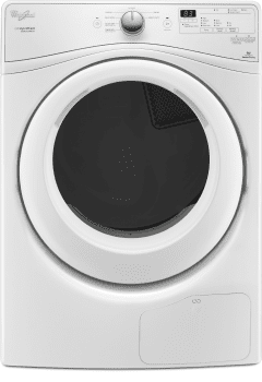 Whirlpool Duet WED7990FW - Electric Dryer with Quick Dry