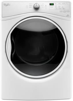 Whirlpool WED85HEFW - Electric Dryer from Whirlpool in White