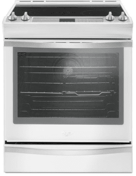 Whirlpool WEE745H0FH - White Ice