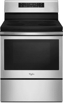 Whirlpool WFE520S0FS - Freestanding Electric Range from Whirlpool