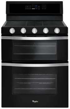Whirlpool WGE745C0FE - Black Ice