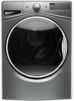 Whirlpool WFW85HEFC - Front Load Washer in Chrome Shadow from Whirlpool