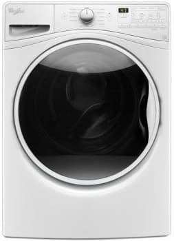 Whirlpool WFW85HEFW - Front Load Washer in White from Whirlpool
