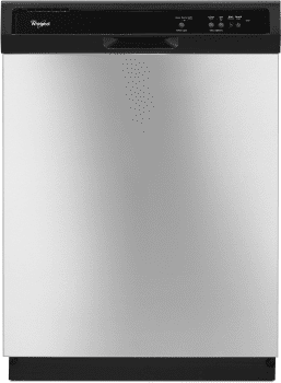 Whirlpool WDF120PAFS - Full Console Dishwasher from Maytag in Stainless Steel