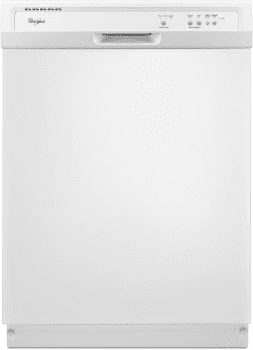 Whirlpool WDF120PAFW - Full Console Dishwasher from Maytag in White Finish