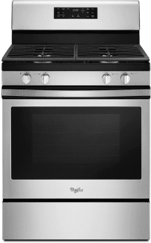 Whirlpool WFG520S0FS - 30 Inch Freestanding Gas Range from Whirlpool