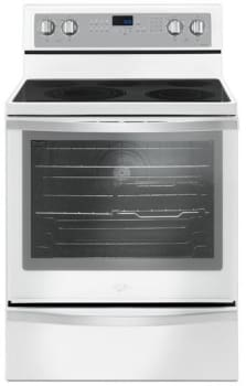 Whirlpool WFE745H0FH - White Ice
