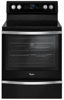 Whirlpool WFE745H0FE - Black Ice
