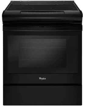 Whirlpool WEE510S0FB - Slide-In Electric Range from Whirlpool