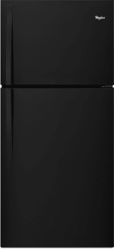 Whirlpool WRT519SZDB - 30 Inch Top-Freezer Refrigerator from Whirlpool