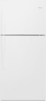 Whirlpool WRT519SZDW - 30 Inch Top-Freezer Refrigerator from Whirlpool