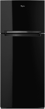 Whirlpool WRT518SZFB - 28 Inch Top-Freezer Refrigerator from Whirlpool