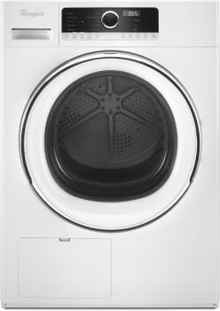 Whirlpool WHD5090GW - Whirlpool Ventless Dryer