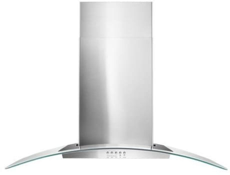 Whirlpool WVW51UC6FS - Concave Glass Wall Mount Range Hood