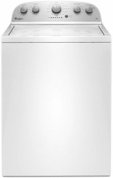 Whirlpool WTW4816FW - 28 Inch Top Load Washer from Whirlpool