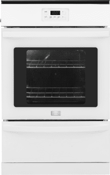 Frigidaire FFGW2425QW - White Front View