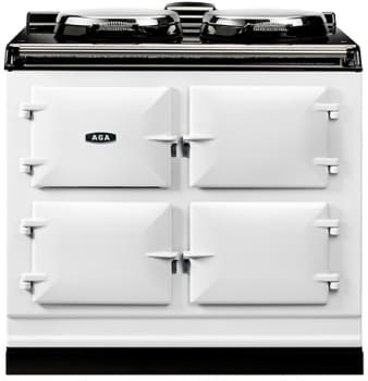 AGA ADC3GWHT - AGA Gas Cooker - White