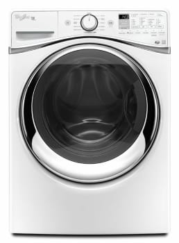Whirlpool Wfw95hedw 27 Inch 4 5 Cu Ft Front Load Washer